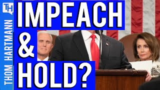 Nancy Pelosi Threatens to Delay Trump Impeachment. Why? (w/ Cass Sunstein)