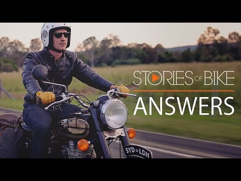 Stories of Bike | Answers ('69 Royal Enfield Bullet 350 Story)