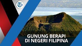 Gunung Taal, Gunung Berapi di Filipina