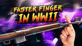 Fastest Finger in WW2!