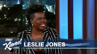 Leslie Jones on Angry Birds Addiction & Stand Up Special