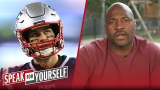 Tom Brady wants control of his own narrative, Wiley talks Eric Reid | NFL | SPEAK FOR YOURSELF