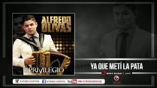 Ya Que Meti La Pata - Alfredo Olivas  (Video)