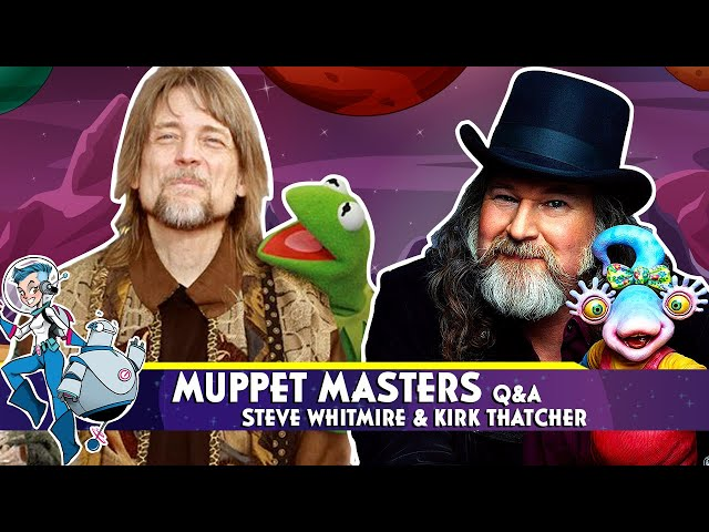 Muppet Masters Q&A
