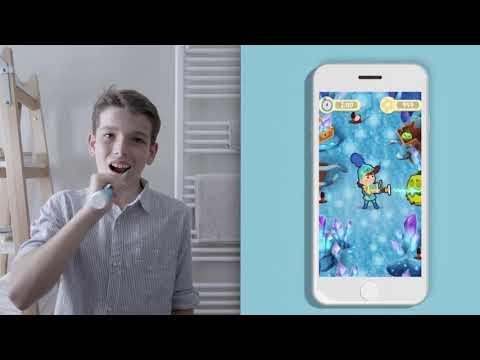 #PlayBrush – первая в мире «умная» зубная щетка для детей!