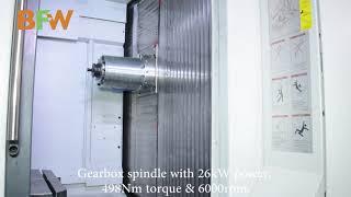 Prima 65 Horizontal Machining Centers