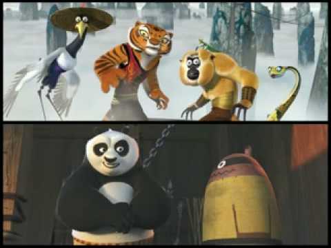Kung Fu Panda [érdekességek | HUN] letöltés