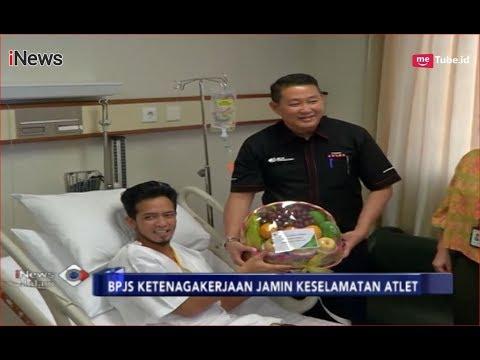 BPJS Ketenagakerjaan Jamin Keselamatan Atlet Hingga Sembuh - iNews Malam 03/10