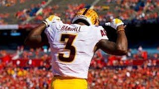 Damarious Randall // ASU Safety Career Highlights HD