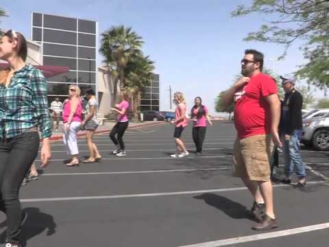 Roseman Henderson Flash Mob