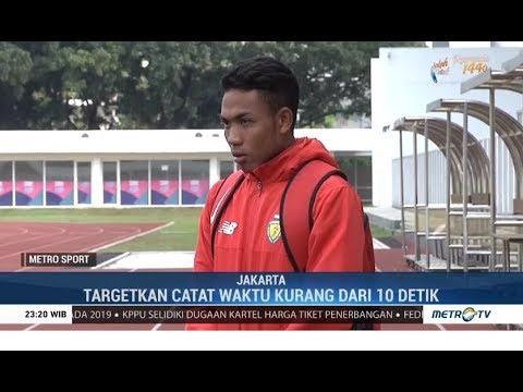 Zohri Tatap Kejuaraan Dunia 2019