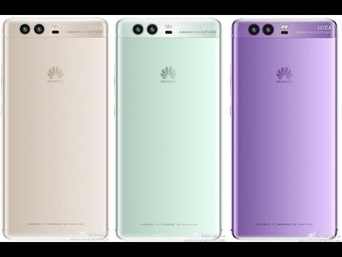 Foto Huawei P10 e P10 Plus, ecco come potrebbero essere