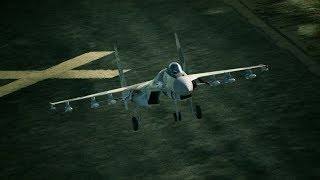 「ACE COMBAT(TM) 7: SKIES UNKNOWN」Game Feature Briefing # 4 Aircraft 「Su-35S」