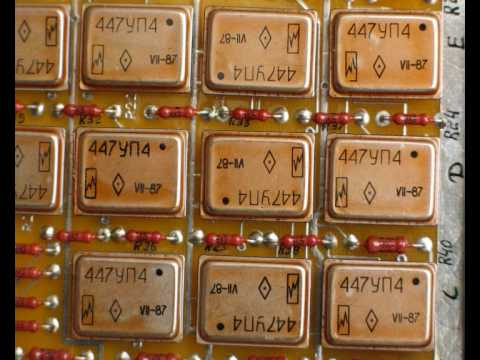 Soviet electronics