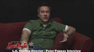 Peter Pappas Interview - Casting Director of Two and a Half Men