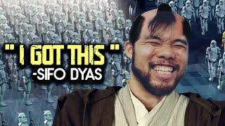 Sifo Dyas နှင့် Clone Army ၏စပ်စုပုံပြင် | CW ၄.၆