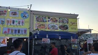 Chợ Đêm Phước Lộc Thọ 2018    Asian Garden Mall Night Market Little Saigon