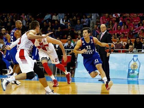 Highlights: RS Round 2, Anadolu Efes Istanbul 89-73 EA7 Emporio Armani Milan