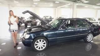 Мерседес/Mercedes W140. Последняя легенда. Лиса Рулит.
