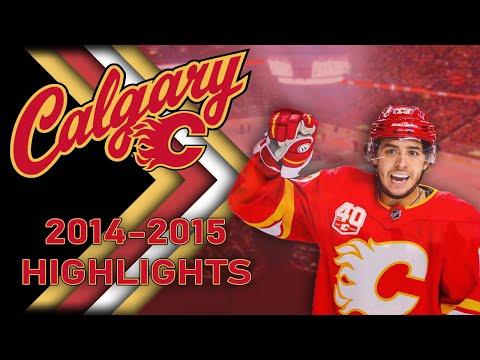 Calgary Flames 2014-2015 Highlights