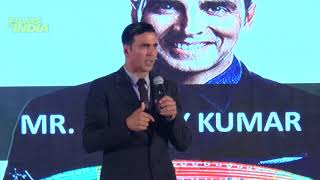Akshay Kumar Shares Fitness Tips And Encourages Women To Learn Self Defense!