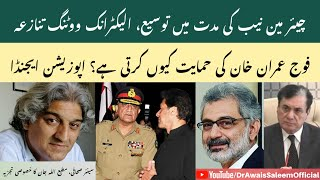Electronic Voting Controversy l Chairman NAB Tenure l PTI & Opposition Agenda l Matiullah Jan Part-2