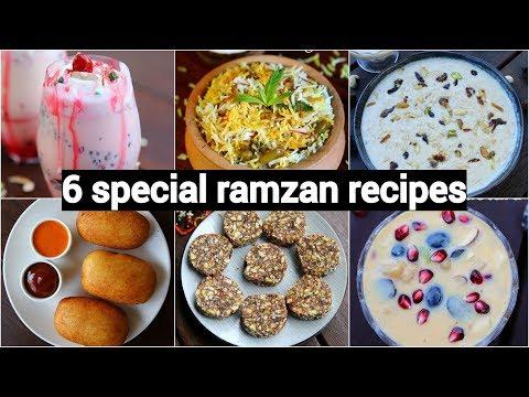 6 authentic instant ramzan recipes