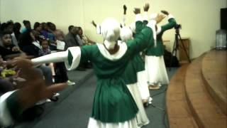 Rock Wit Us - Anointed Jehovah Praise Dancers
