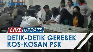 Detik-detik PSK Anak di Bawah Umur Digerebek Satpol PP Toraja Utara, Belasan Diamankan