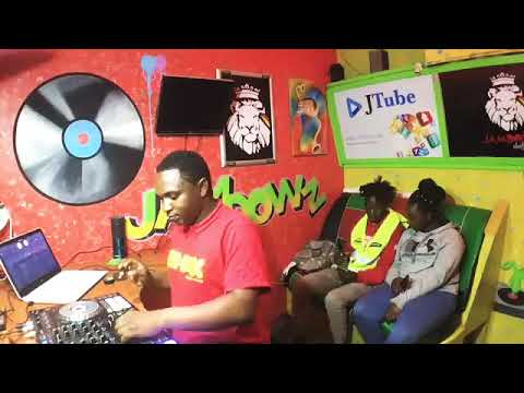 roots mix with selector denoh JAMDOWN SHAFFLAS TV