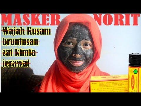 Video Cara benar pakai Masker NORIT