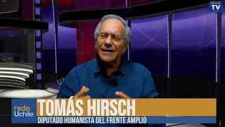 Tomás Hirsch: Carabineros y las responsabilidades políticas