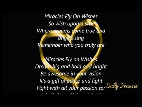 Sally Francis - Miracles Fly On Wishes