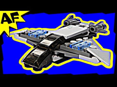 Vidéo LEGO Marvel Super Heroes 30162 : The Quinjet (Polybag)