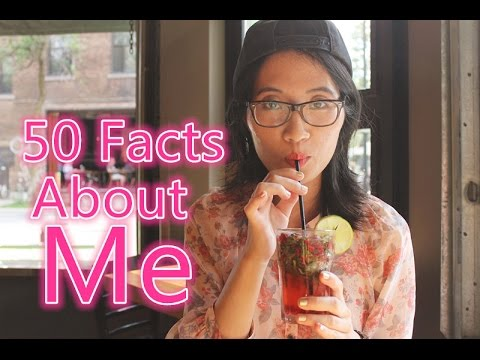 50 Facts About Me   {Sky}