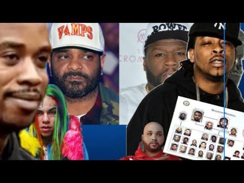 Breaking News Tekashi Allowed to Reveal Case Details Post Release, 50 Cent vs Jim Jones