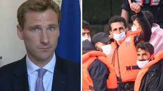 Calais mayor says sending Navy into Channel to stop migrant crossings 'an act of maritime war'
