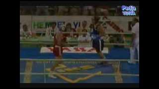 preview picture of video 'JUGOSLAVIJA - SAD boks Umag 1990. - 5 deo'