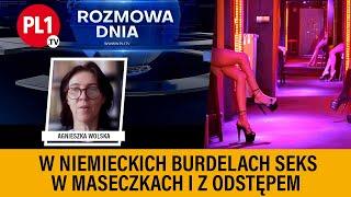 MÓJ SUBSKRYBOWANY KANAŁ – W niemieckich burdelach seks w maseczkach i z odstępem