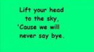 Bye Bye-Mariah Carey w/lyrics