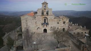 preview picture of video 'Balcón del Peregrino, Santuario de la Virgen de la Cabeza, Andújar, Jaén'