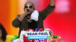 Sean Paul – 'Temperature' (Live at Capital's Summertime Ball 2018)