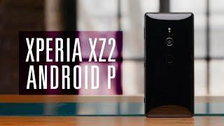 Обзор Sony Xperia XZ2: уже на Android P