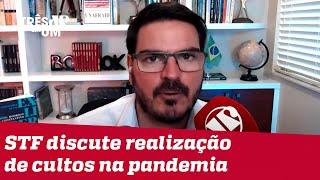 Rodrigo Constantino: É perceptível o desprezo que a esquerda caviar sente pelos religiosos