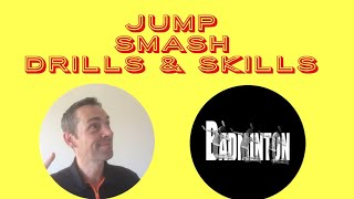 Badminton How to Jump Smash ⚠️