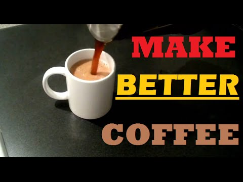 How to Make Good Coffee - The Gold Cup Rules