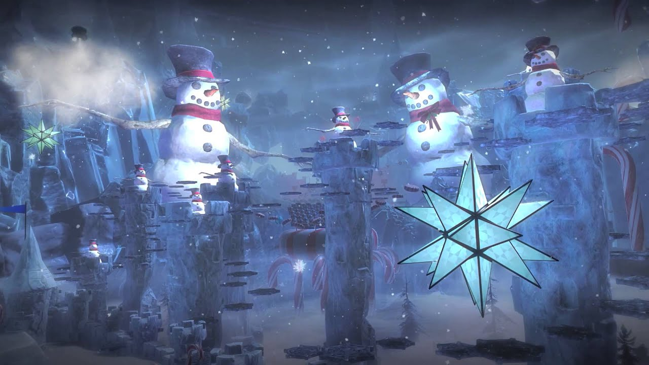 Get A Peek At The Wintersday Festivities That Await In Guild Wars 2