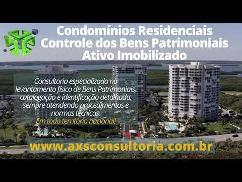 Condomínios - Gestão de Ativos Avaliação Patrimonial Inventario Patrimonial Controle Patrimonial Controle Ativo