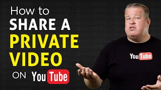 How to upload youtube videos private