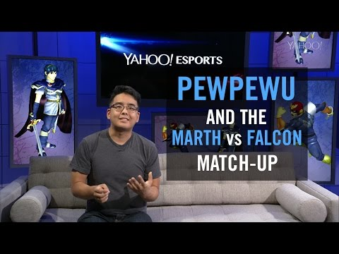Melee Science: PewPewU at Smash Summit 3 and the Marth vs Falcon match up